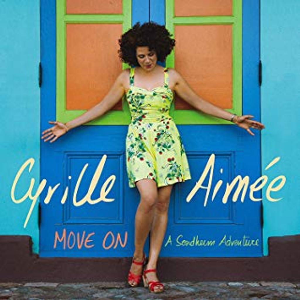 Move on : a sondheim adventure / Cyrille Aimée |