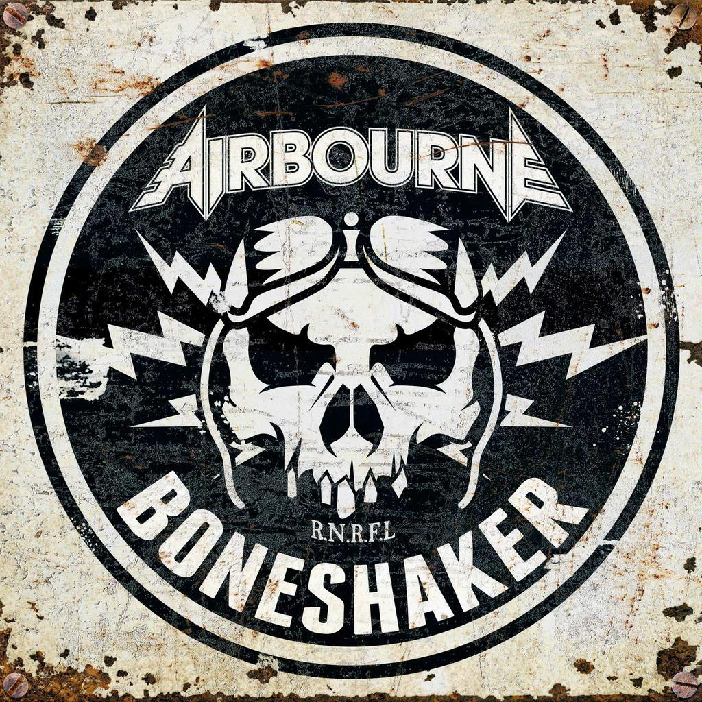 Boneshaker / Airbourne |