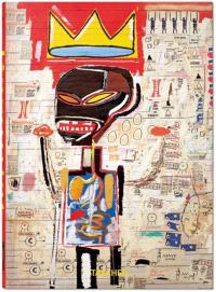 Jean-Michel Basquiat et l'art du storytelling / édité par Hans Werner Holzwarth  