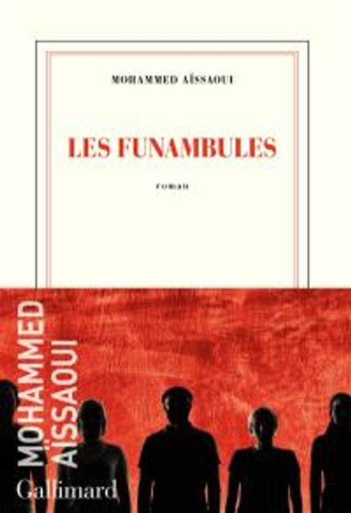 Les Funambules / Mohammed Aïssaoui |