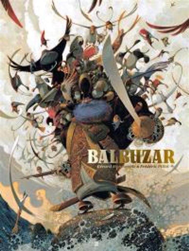Balbuzar / texte de Gérard Moncomble |
