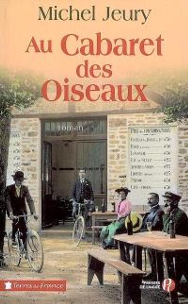 Au cabaret des oiseaux / Michel Jeury |